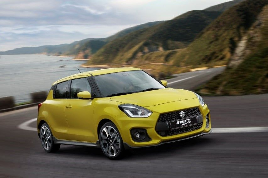NEW SWIFT SPORT LAUNCHED