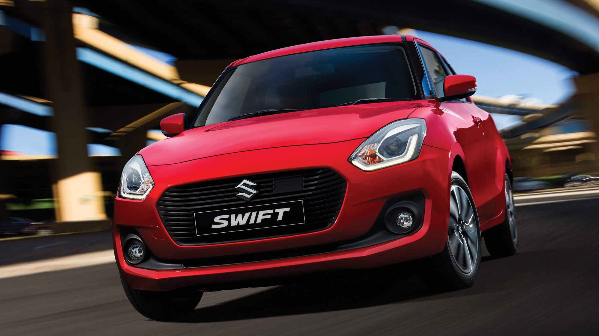 Swift joins World Car Garage at London Motorshow