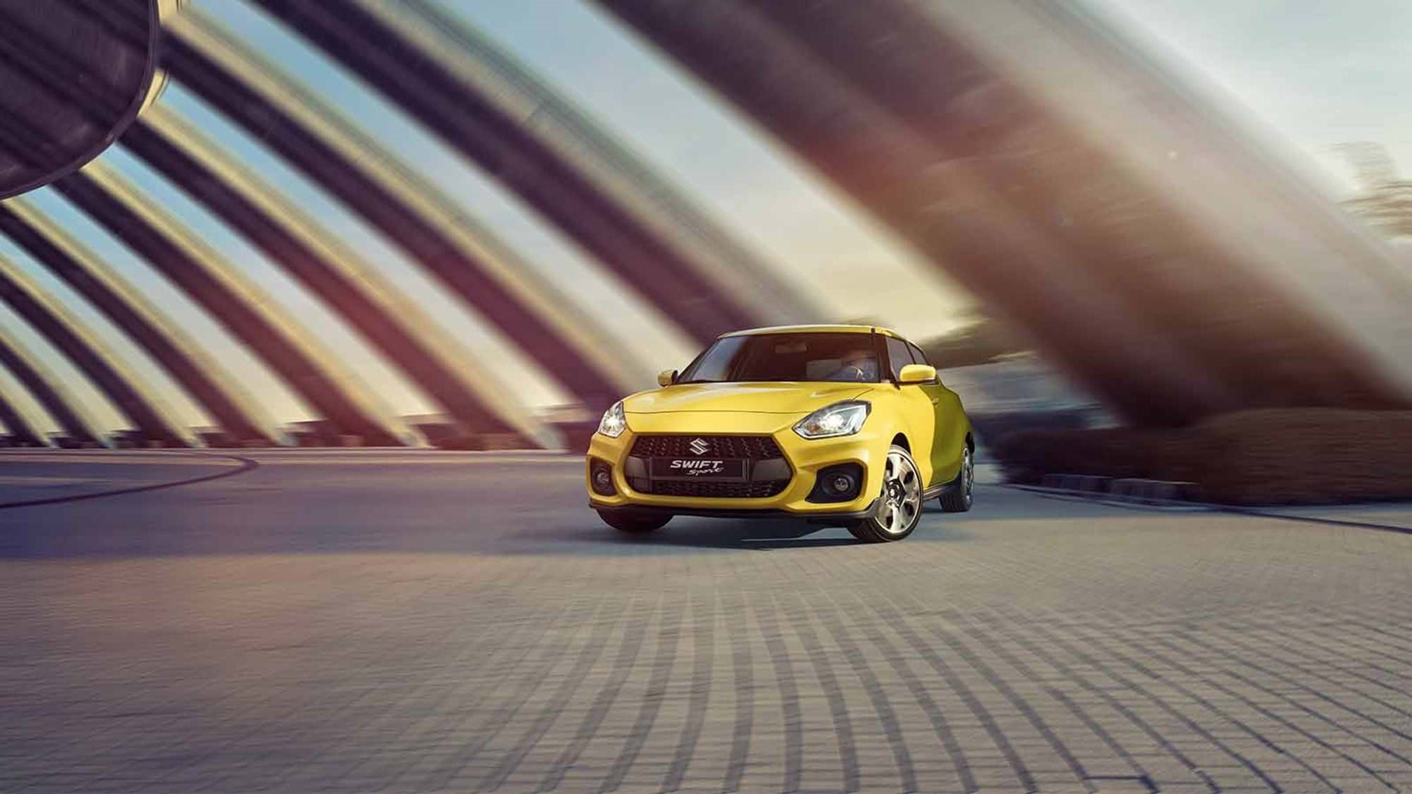 New Swift Sport launches with £16,499 offer for June