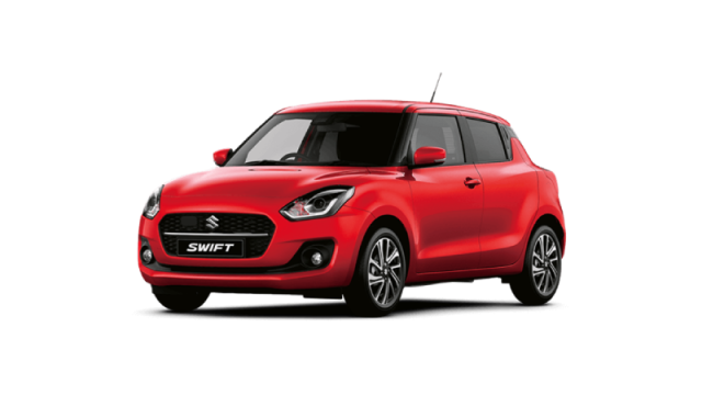 SUZUKI SWIFT Motability Offer