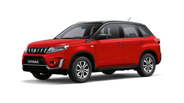 SUZUKI VITARA Motability Offer