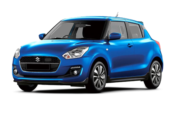 New Suzuki Swift-attitude